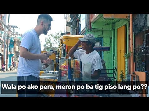 """Buying ICECREAM But """"I Only Have 1 PESO"""" and He Gave it for FREE! 🙌🇵🇭 from YouTube · Duration:  17 minutes 32 seconds"""