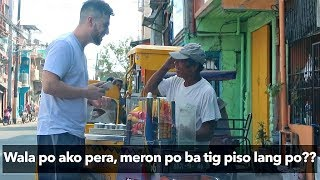 "Buying ICECREAM But ""I Only Have 1 PESO"" and He Gave it for FREE! 🙌🇵🇭"