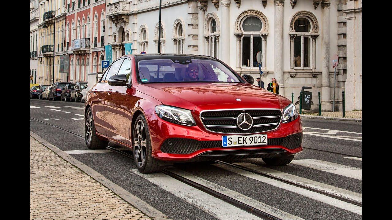 Mercedes benz e300 2017 car review youtube for Mercedes benz e300