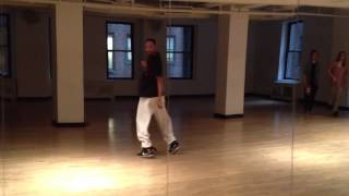 choreography to suffocate by j holiday