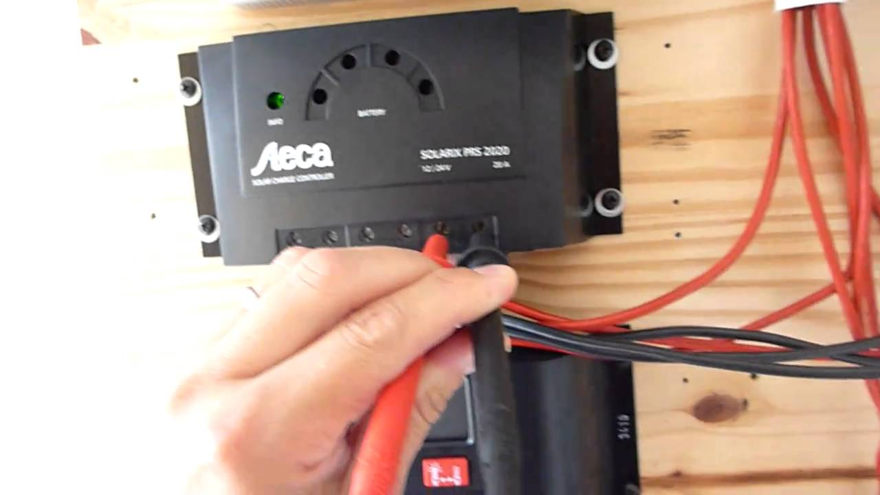 Solar Charge Controller Steca Solarix PRS 1515 15A 12//24V LED display