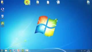 Windows 7 –in əsas anlayışları