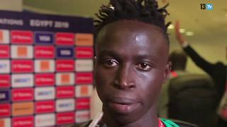 CAN 2019: Gana Gueye, Krépin Diatta et Aliou Cissé parlent de la victoire contre les Taifa Stars