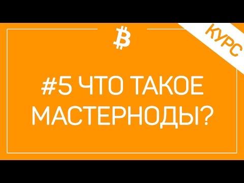 # Урок 5. Ноды в криптовалюте, мастернода что это. О полном биткоин узле. Сколько зарабатывают майнеры и о других способах заработка криптовалют.