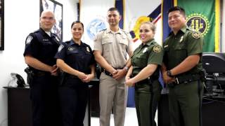 CBP Laredo Recruiting Office is Open for Business