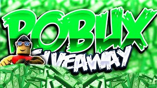 Roblox Giveaway: A Account with 185k Robux