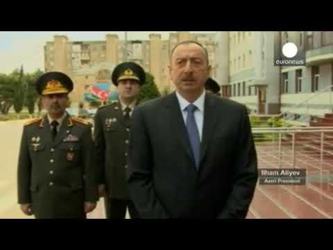 Euronews: Азербайджан просил остановить войну в апреле 2016 года