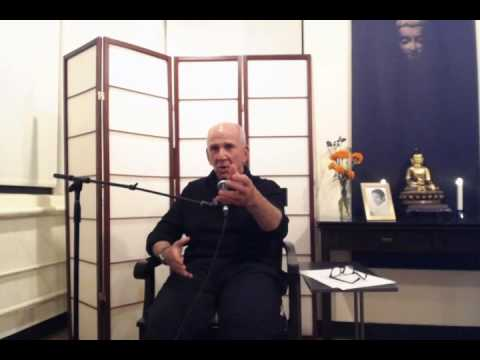 New York Buddha Dharma- John Baker Discusses Meditation and Belief