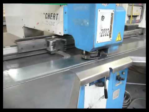 gute Qualität Designermode diversifiziert in der Verpackung BOSCHERT BOSCHERT ECO LINE 750 CNC Z Punching Machine