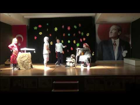 Beylikdüzü Amerikan Kültür Koleji 4 A Sınıfı Portfolyo Gösterisi