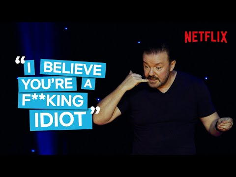 Ricky Gervais Breaks Down Why He Hates Social Media | Stand Up | Netflix