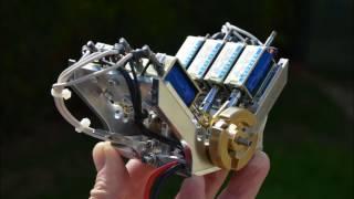 V8 à solénoïdes - Solenoid V8 engine
