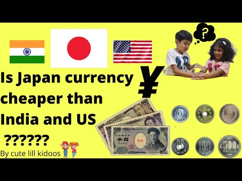 Japan Currency YEN || Japan Currency Cheaper Than Indian And US ? | Japan Currency Exchange Rate|