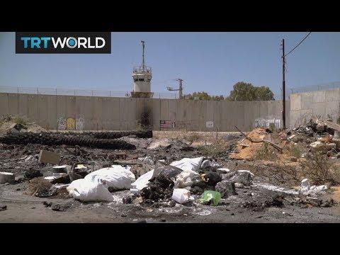 Israel's Separation Wall Destroying Palestinian Livelihood