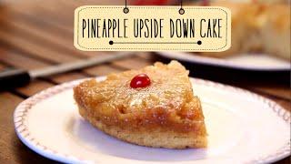 Pineapple Upside Down Cake | Delicious Dessert Cake Recipe | Beat Batter Bake With Priyanka
