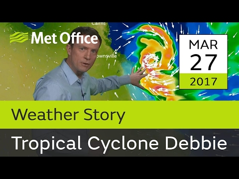 Severe Tropical Cyclone Debbie set to batter Queensland