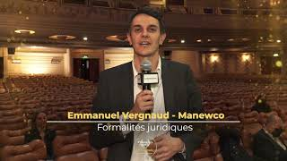 Palmarès du Droit 2021 - Manewco - Formalités juridiques