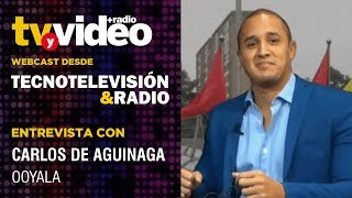 Entrevista: Carlos de Aguinaga de Ooyala
