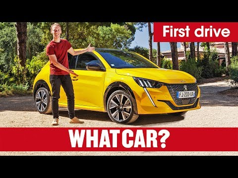 2020 Peugeot 208 & electric e-208 review – game-changing small car? | What Car?