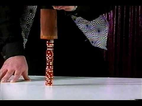 Dice Stacking World Record - Jack Diamond Magician