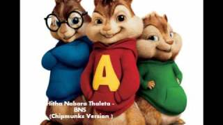 Hitha Nabara Thaleta BNS - Chipmunks Version