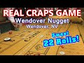 NICE GAME - Live Craps Game #18 - Cosmopolitan Casino, Las ...
