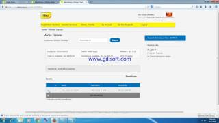 how to transfer money online