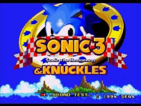 Sonic and Knuckles & Sonic 3 cheat codes   SSega Play ...