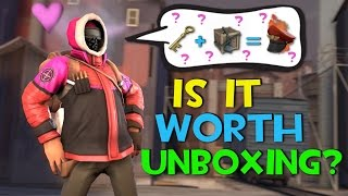 TF2 - IS IT WORTH UNBOXING?