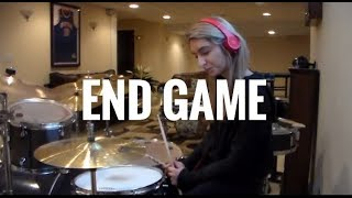 End Game by Taylor Swift ft. Ed Sheeran & Future Drum Cover