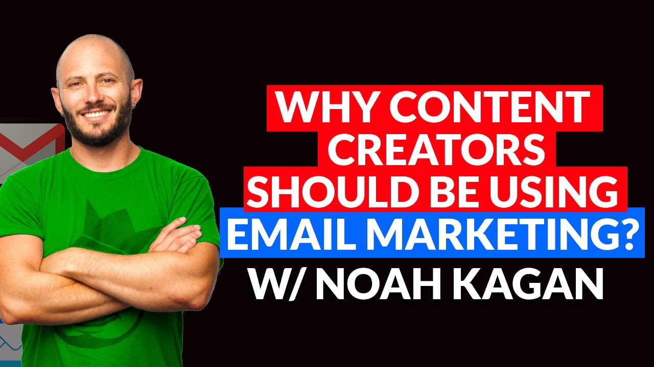 Email Marketing & Why All Content Creators Should be Using SendFox | My First Million