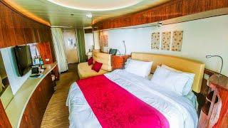 Norwegian Epic Mini-Suite Video Tour: Stateroom 11260 -Cruise Fever