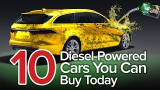 Top 10 Best Diesel Cars You Can Buy in the US Today: The Short List