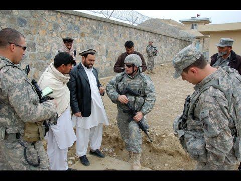 Building Afghanistan