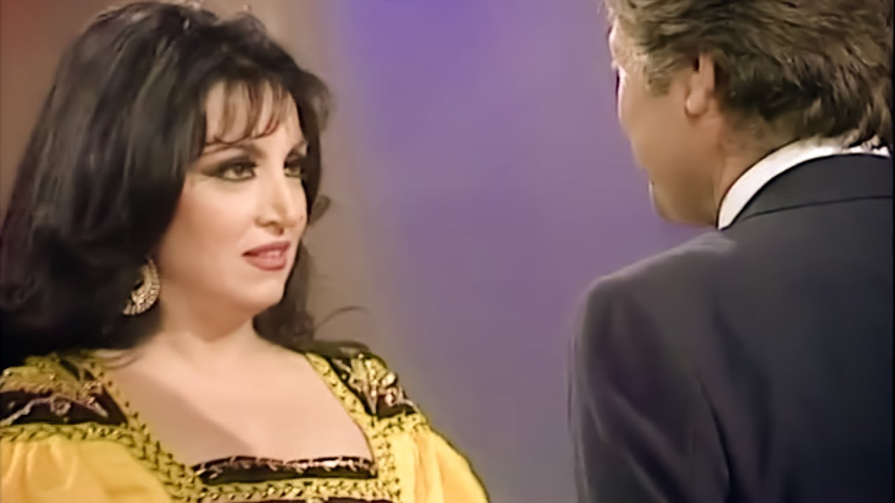 Samira tawfik in a interview 1986 youtube for Samira tawfik nue