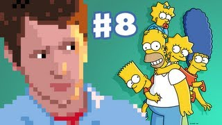 Game | The Simpsons Arcade Game Stage 8 Springfield Nuclear Power Plant | The Simpsons Arcade Game Stage 8 Springfield Nuclear Power Plant