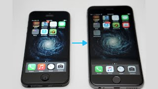 How To Backup Your Old iPhone and Restore to iPhone 6s