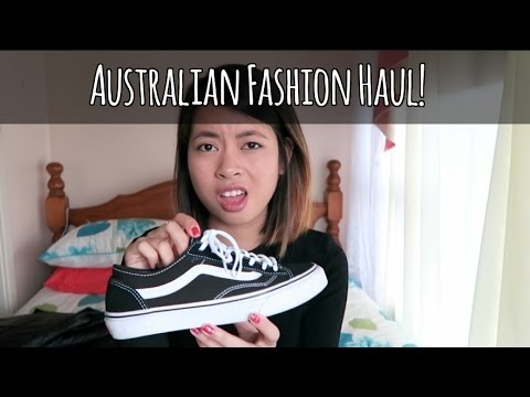 Australian Fashion Haul :: Klarizzma