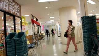 志津駅改札から