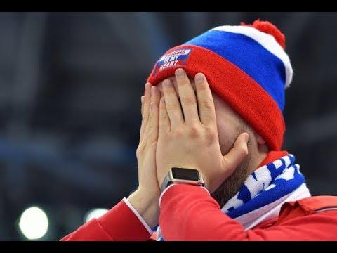 РФ: антидопинговое агентство WADA забанило на 4 года большой спорт, 2019г. [400]