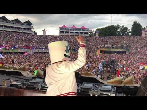 Marshmello Live @ Tomorrowland 2017