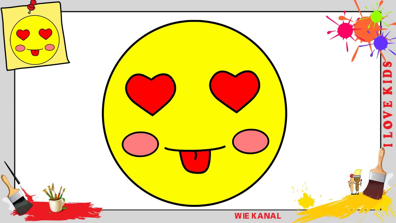Emoji Zeichnen