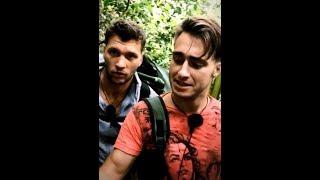 На мальчишник Романа Капаклы парни отправились в горы ))