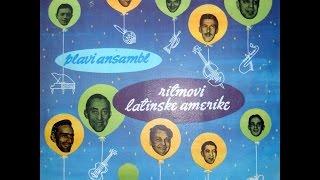 Plavi Ansambl – Ritmovi Latinske Amerike (FULL ALBUM, latin jazz / bossa nova, 1961, Yugoslavia)