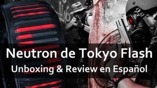 Reloj Neutron de Tokyo Flash | Unboxing y Review en Español