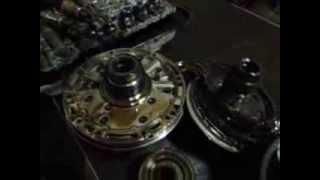Ремонт АКПП Лексус IS 250 A960, часть 4(, 2013-11-09T20:05:11.000Z)