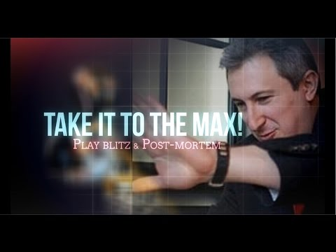 Take it to the Max! 2016-07-06
