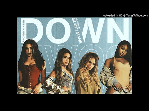 Fifth Harmony - Down ft. Gucci Mane (Instrumental)