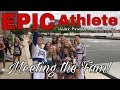 EPIC Athlete - BTS Day 1 - Meeting the Cheer family | Epic Brand | Under Armour Photoshoot