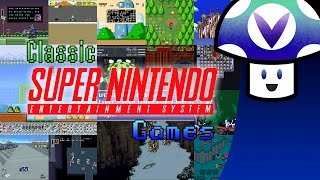 [Vinesauce] Vinny - Classic SNES Games (Just Like You Remembered Them)